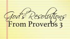 God's Resolutions
