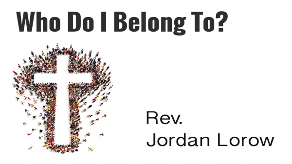 Who Do You Belong To