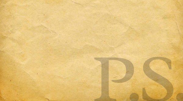 Peter's Postscript