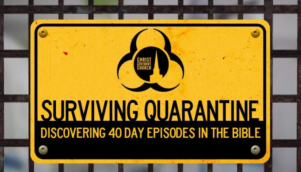 Surviving Quarantine
