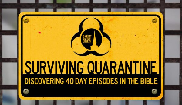 Surviving Quarantine